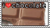 i love chocolate -LittleStar87 by stamps-club