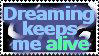 DONT FAV- Stamp Dreaming Keeps by stamps-club