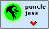 DO NOT FAV - Poncle jess by stamps-club