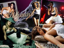 Rihanna by anamaria201993