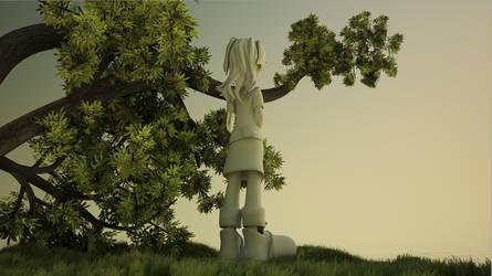 Kepp - Tree by Zatemedek