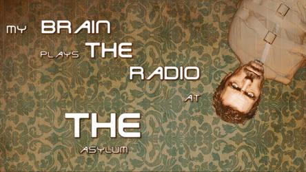 Radio at the asylum by Zatemedek