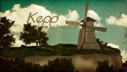 Kepp - Concept art #2 (Mill hill) by Zatemedek
