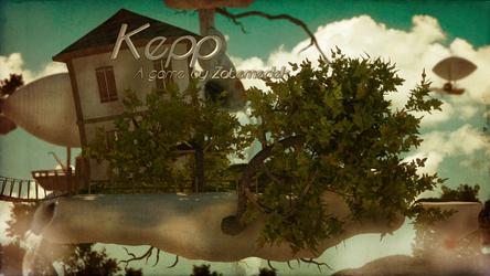 Kepp - Concept art #3 (Airsip isle) by Zatemedek