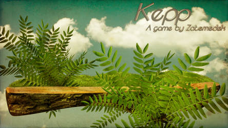 Kepp: Sky log by Zatemedek