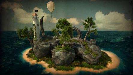 Lighthouse v2 by Zatemedek