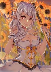 Sun Flower by Heikky