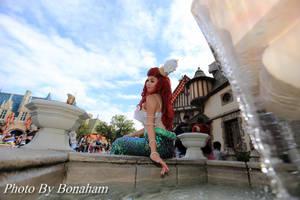 Ariel The Little Mermaid by Misuzu-Suu