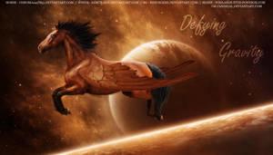 Defying Gravity - Manip by candigal