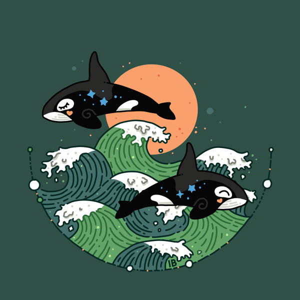 Killer Whales by freeminds