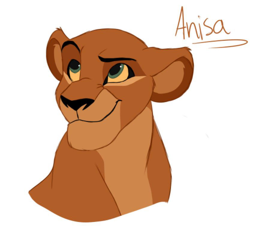 Lil Anisa by K-reator