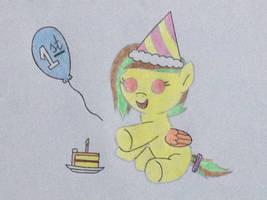 Mango's 1st birthday by DON2602