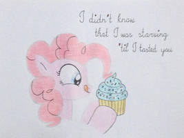 Satisfying Pinkie's sweet hunger by DON2602