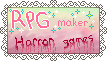 Rpg horror stamp by TinyAika