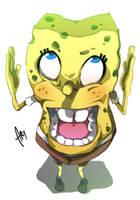 RANDOM: I'm Spongebob by ayattousai