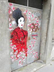 Street art 01 by setophis37