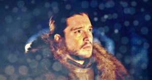 Jon Snow by TeshiaS