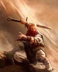 Kungfu dwarf revisted by mattforsyth