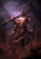 Warlord by mattforsyth