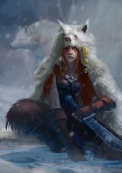 Nora the Hunter pt2 by mattforsyth