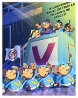 Iv Convencion De Tropas Clones Vazquez by ayamepso