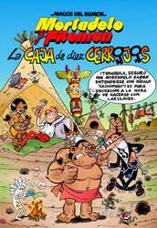 La caja de diez cerrojos by ayamepso