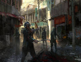 street zombie by lingy-0