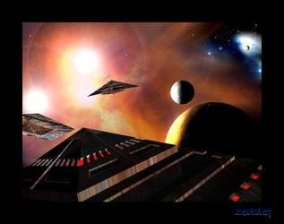 UFO by zedstef