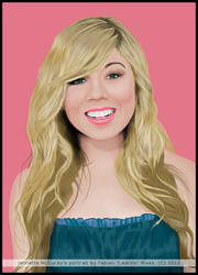 Jennette Mccurdy's Portrait 2 by f1RsT-MPx