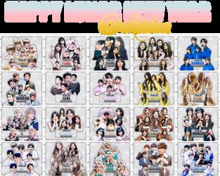 20180216 HAPPY LUNAR NEW YEAR OK TEAM (( by okteam