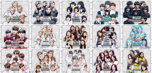 20180521 HAPPY 500 DEVIATIONS MADE BY OKTEAM ((= by okteam