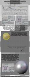 Blender3D Abstract Tutorial II by Ci-Blender