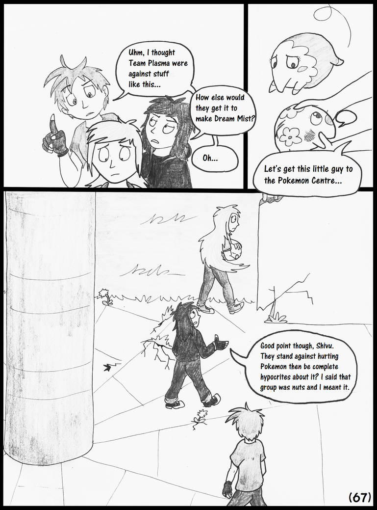 Pokemon Black and White Page 67 by Sooty123