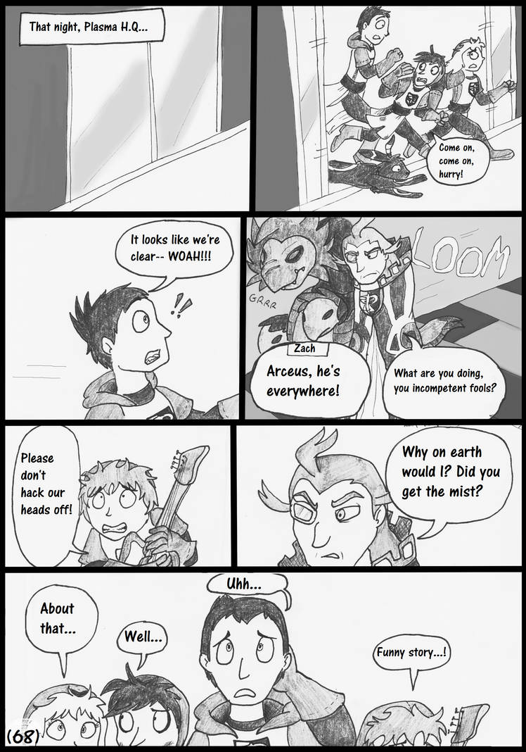 Pokemon Black and White Page 68 by Sooty123