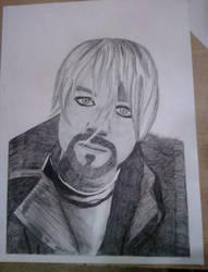 Kurt Cobain by anotherheartcalls