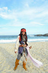 Jack Sparrow by PriSuicun
