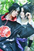 Uchiha Brothers by PriSuicun