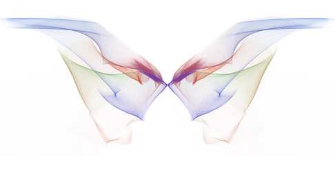 Rainbow Wings by Kevin-Robb