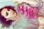 Water Flowers by JulietGarcia