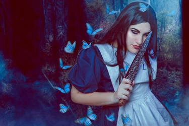 Alice Liddell by JulietGarcia