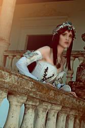 Garnet Til Alexandros- The Return by JulietGarcia