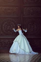 Garnet Til Alexandros- Bring my beloved Dagger by JulietGarcia