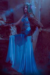 Tyrande Whisperwind by JulietGarcia