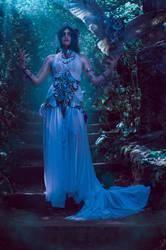 Tyrande- The Goddess Calls by JulietGarcia