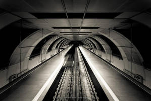 The Last Train by jpgmn