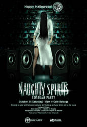 'naughty spirits' by Scundo