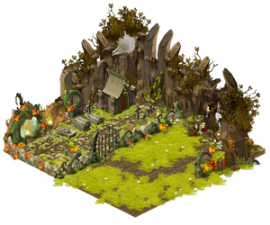 Dofus - Halloween - 02 by Weequays