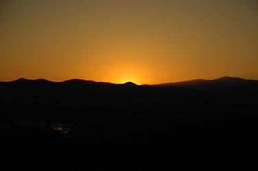 Goodnight Sun by CloudNineStock