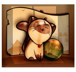 MeowWw-print by reynante