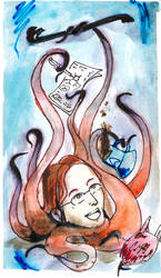 octo-wrangler by DrBeard